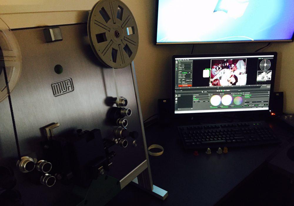 Numerisation, transfert de films, cassettes video, bobines Super 8 sur DVD, Flashscan image par image, numérisation svhs Digital 8 diapositives Toulouse, Leguevin